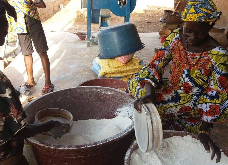 Farina AFBO Ouahigouya