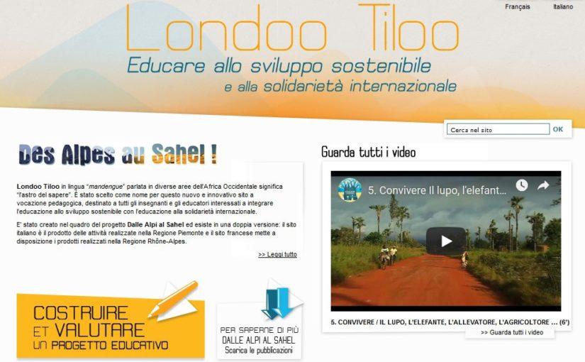 Londoo Tiloo – Educare allo sviluppo sostenibile ed alla solidarietà internazionale