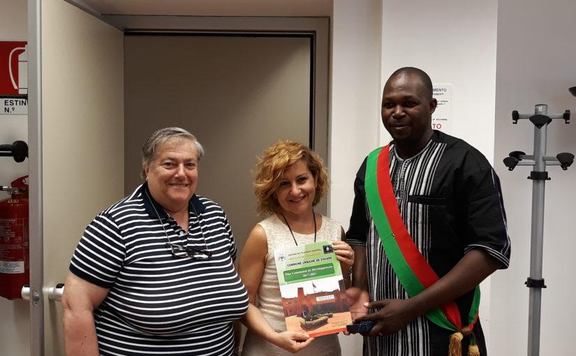 Burkina Faso: in visita il sindaco del Comune di Ziniarè