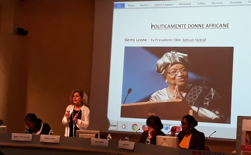 Africane/italiane – Forum regionale delle donne africane in Piemonte