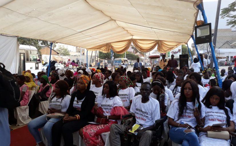 Una giornata dedicata alle start up giovanili a Pikine
