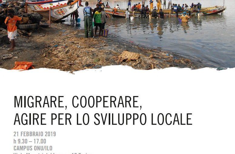 Migrare, Cooperare, Agire per lo sviluppo locale