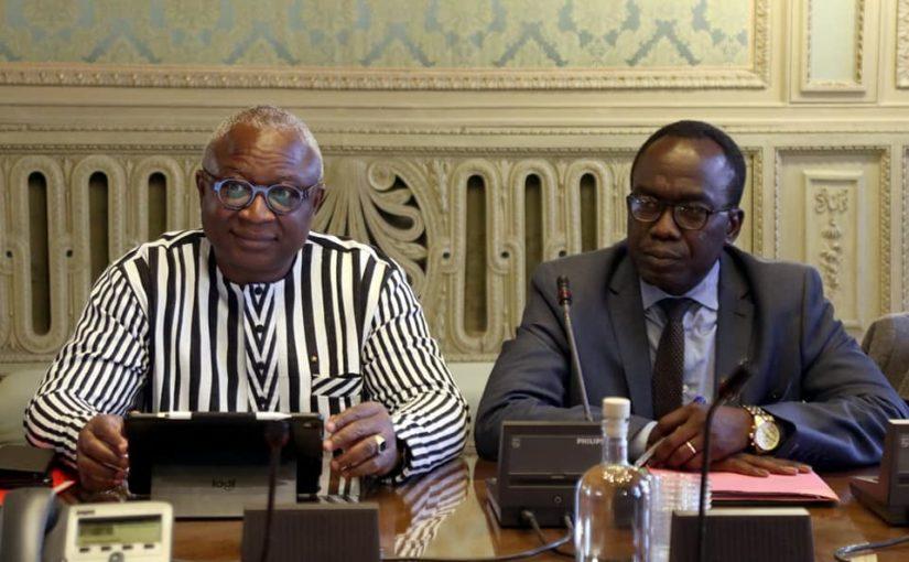 Sindaci del Burkina Faso incontrano il Comune di Torino e la Regione Piemonte