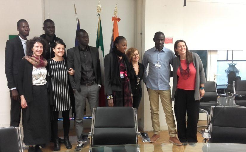 Renken Senegal in visita in Piemonte per la cooperazione decentrata