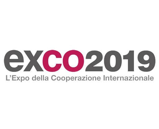 EXCO2019 – L'Expo della cooperazione internazionale