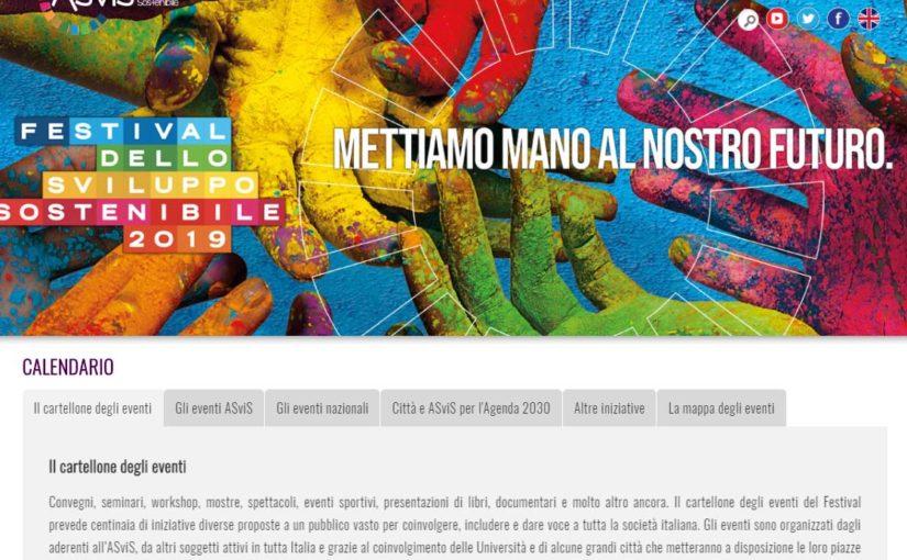Il progetto Frame, Voice, Report! al Festival dello Sviluppo Sostenibile