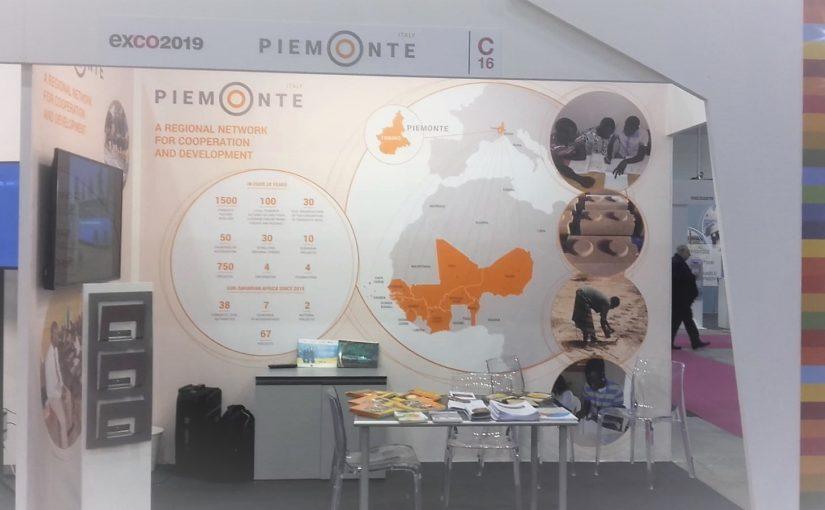 La Regione Piemonte ha partecipato a EXCO 2019