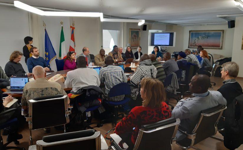 """Le Autorità Locali burkinabé in Piemonte nell'ambito del Progetto AICS """"Giovani al Centro"""""""